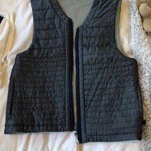 Lulu Lemon Reversible Vest